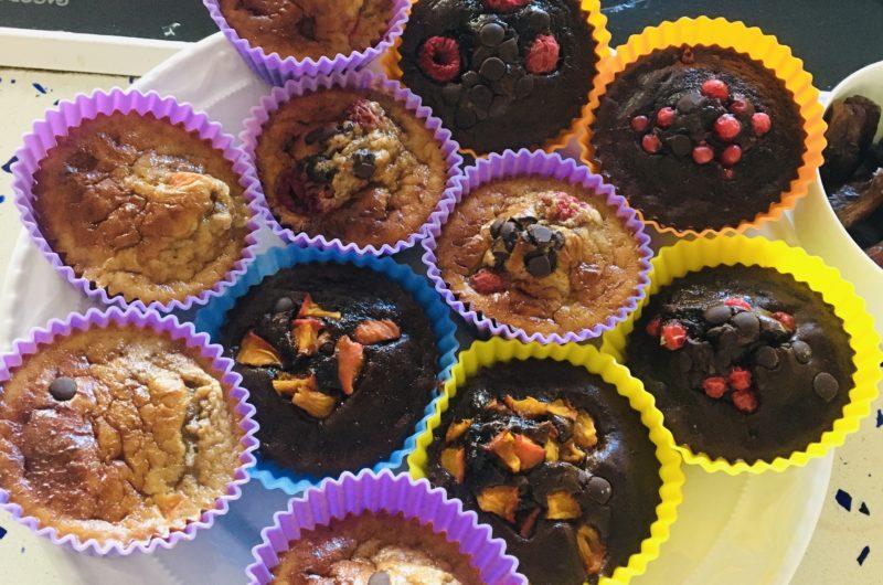 fProtein Muffins
